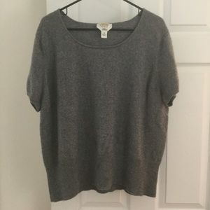 Talbots cashmere sweater 2X